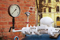 Free Industrial Barometer Royalty Free Stock Photos - 8620888