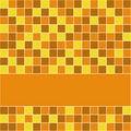 Free Orange Tiles Royalty Free Stock Image - 8623766
