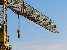 Free Crane Stock Photo - 8620220