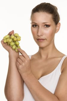 Free Fresh Grapes Royalty Free Stock Images - 8620379