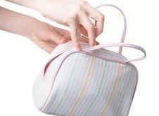 Free Female Bag Stock Photography - 8620712