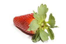 Free Isolated Fruits - Strawberries On White Background Royalty Free Stock Photo - 8620935