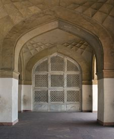 Free Archs At Sikandra Stock Images - 8621314