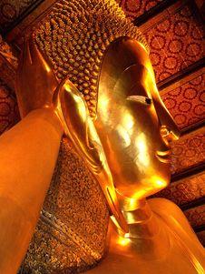 Free Golden Buddha Stock Photo - 8621410