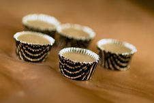 Free Chocolate Caps Royalty Free Stock Photo - 8622985