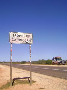 Free Tropic Of Capricorn Stock Photo - 8623340