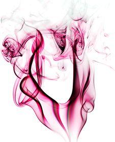 Free Smoke Design Royalty Free Stock Photo - 8623525