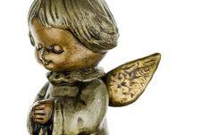 Free Praying Angel Royalty Free Stock Photos - 8624198