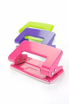 Free Hole Punches Stock Photography - 8624562