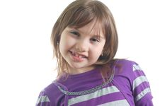 Free Smiling Girl Stock Photography - 8624822