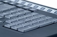 Free Black Keyboard Stock Image - 8626551