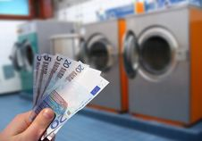 Free Laundering Stock Images - 8626924