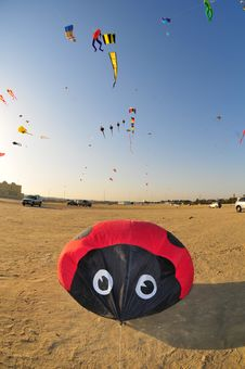 Free Buhamad Kites Team Stock Photos - 8627683