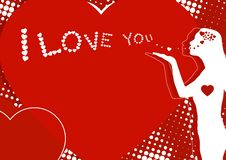 Free I Love You Stock Photos - 8627823