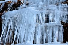 Free Icicles Royalty Free Stock Image - 8628046