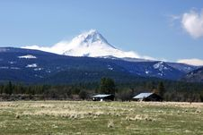 Free Mount Hood Oregon Stock Images - 8628604