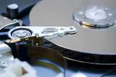 Free Hard Drive Details Stock Images - 8629334