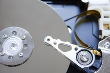 Free Hard Drive Details Stock Photography - 8629402