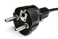 Free Power Plug Royalty Free Stock Photo - 8629405