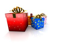 Free Gift Boxes Stock Photos - 8629713