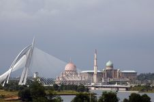 Free Putrajaya Royalty Free Stock Photography - 8629857
