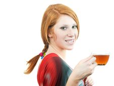 Free Cup Of Tea Stock Images - 8629874