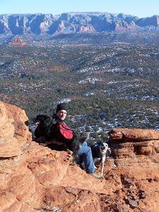 Free Doe Mountain Royalty Free Stock Photo - 86218375