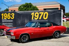 Free 1970 Chevelle SS 454 Stock Images - 86218994