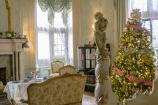 Free Christmas Tree, Furniture, Property, Window Royalty Free Stock Image - 86219336