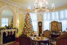 Free Christmas Tree, Table, Property, Decoration Royalty Free Stock Photo - 86219425