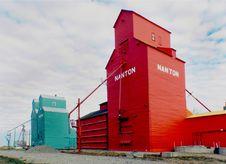 Free Nanton Alberta. Royalty Free Stock Photos - 86219578
