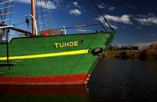 Free MV Tuhoe. Kaiapoi NZ Royalty Free Stock Image - 86219616