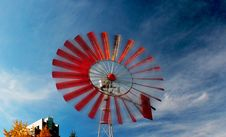 Free Eau Claire Windmill. Stock Images - 86219714