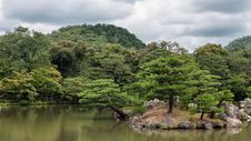 Free Japanese Gardens Royalty Free Stock Images - 86243529