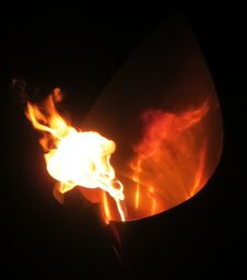 Free Flame Abstract 8 Royalty Free Stock Photos - 86244428