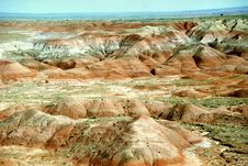 Free Painted Desert Stock Photos - 86244483