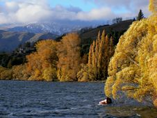 Free Lake Hayes Otago NZ &x28;12&x29; Stock Images - 86245974