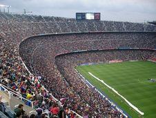 Free Camp Nou Stock Photo - 86246890