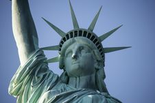 Free Statue Of Liberty Stock Images - 86248984