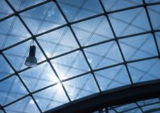Free Photo Of Black Frame Glass Ceiling During Daytime Stock Photography - 86257772