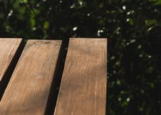 Free Wooden Slats Of A Park Bench Royalty Free Stock Images - 86258589