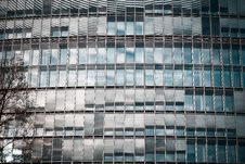 Free Modern Office Building Royalty Free Stock Image - 86282666