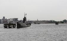 Free Submarine Stock Photography - 86290202