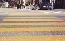 Free Crosswalk Stock Images - 86290354