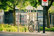Free Bikes Royalty Free Stock Image - 86290806