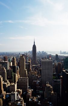 Free Empire State Building Stock Images - 86290874