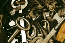 Free Keys Series Royalty Free Stock Image - 86290916