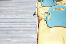 Free Pedalo Stock Images - 86291404