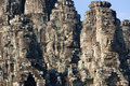 Free Faces Of Angkor Thom Stock Photos - 8632213
