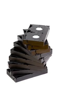 Free Video Cassette Royalty Free Stock Photography - 8630217